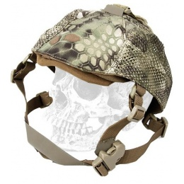 AMA Tactical 500D Nylon Adjustable NVG Light Mesh Cap - MAD