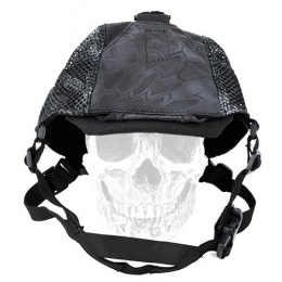 AMA Tactical 500D Nylon Adjustable NVG Light Mesh Cap - TYP