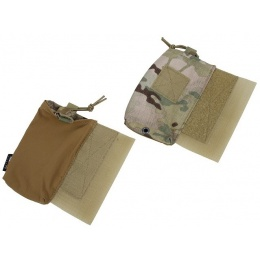 AMA JPC MBI Nylon Radio Pouch Set w/ Paracord Lacing - CAMO
