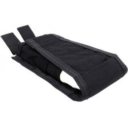 AMA Tactical Airsoft M4 Vertical Magazine Pouch - BLACK