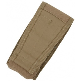 AMA Tactical Airsoft M4 Vertical Magazine Pouch - KHAKI