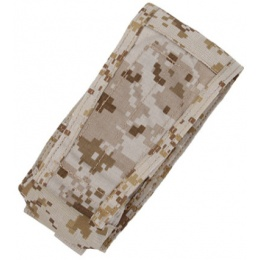 AMA Tactical Airsoft M4 Vertical Magazine Pouch - DESERT DIGITAL