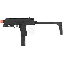 KWA KMP9R Airsoft Gas Blowback Submachine Gun SMG - Railed Version