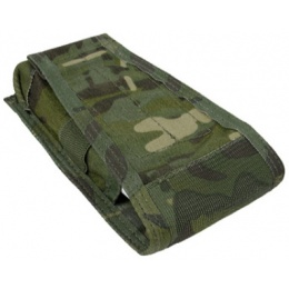 AMA Tactical Airsoft M4 Vertical Magazine Pouch - CAMO TROPIC