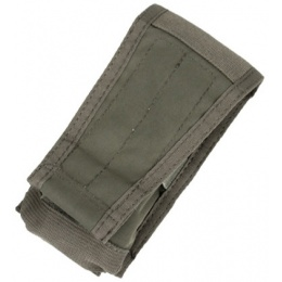 AMA Tactical Airsoft M4 Vertical Magazine Pouch - RANGER GREEN