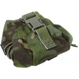 AMA Tactical Airsoft SP5 Frag Grenade Pouch - CAMO TROPIC