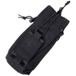 AMA Tactical Airsoft Essential Gear Bottle Pouch  - BLACK