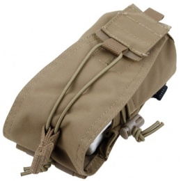 AMA Tactical Airsoft Essential Gear Bottle Pouch - KHAKI