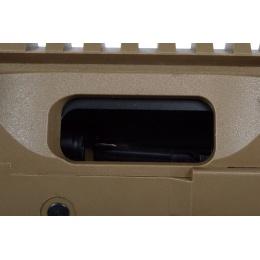 KWA KMP9R Full/Semi Automatic Gas Blowback SMG Railed Version - Dark Earth