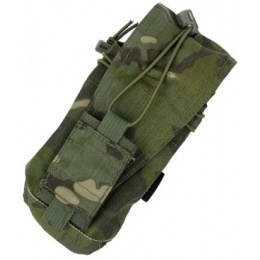 AMA Tactical Airsoft Essential Gear Bottle Pouch - CAMO TROPIC