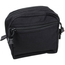 AMA Tactical Multi-Use GP Essentials Gear Pouch - BLACK