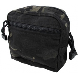 AMA Tactical Multi-Use GP Volatile Pouch - CAMO BLACK