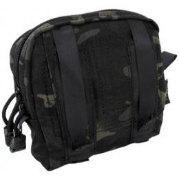 AMA Tactical Multi-Use GP Volatile Pouch - CAMO BLACK