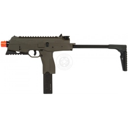 KWA KMP9R Full / Semi Automatic Gas Blowback SMG - RANGER GRAY