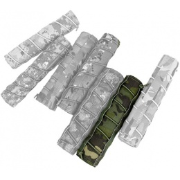 AMA Airsoft 22cm Tactical Mock Suppressor Cover - CAMO TROPIC