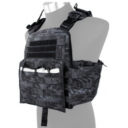 AMA Tactical QD Protective Nylon Cherry Tactical Vest - TYP