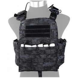 AMA Tactical QD Protective Nylon Cherry Plate Carrier - TYP