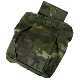 AMA Airsoft Nylon Tactical Dump Pouch - CAMO TROPIC