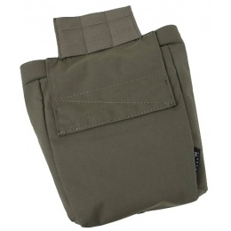 AMA Airsoft Nylon Tactical Combatant Dump Pouch - RANGER GREEN