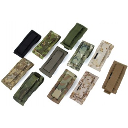 AMA 500D Single Vertical Pistol Magazine Pouch - CAMO ARID