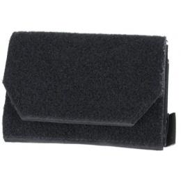 AMA Adhesive 500D Matte Dapper Admin Pouch - BLACK