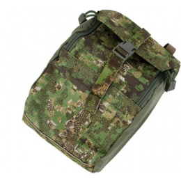 AMA Airsoft Compact 500D Nylon 973 Tactical Pouch - PC GREENZONE
