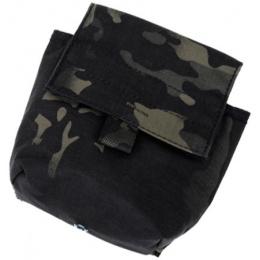 AMA Tactical 500D Cordura 30A 100rd Utility Pouch - CAMO BLACK