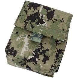 AMA Tactical 500D Cordura 30A 100rd Utility Pouch - WOOD DIGITAL