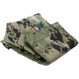 AMA Tactical 500D Cordura 30A 100rd Utility Pouch - WOOD DIGITAL