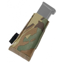 AMA TS Single 500D Nylon Pistol Magazine Pouch - CAMO
