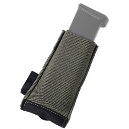 AMA TS Single 500D Nylon Pistol Magazine Pouch - RANGER GREEN