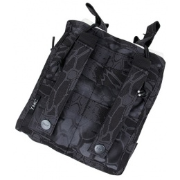 AMA Double Open Top Magazine Pouch w/ Paracord Lacing - TYP