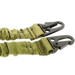 G-Force OpSpec Dual 2-Point Bungee Sling - [DT204G] - OD GREEN