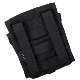 AMA Airsoft Tactical MOLLE NVG Battery Pouch - BLACK