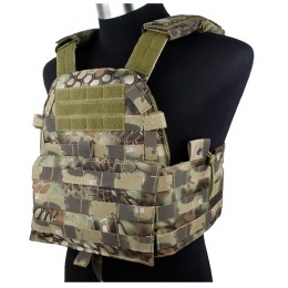 AMA Airsoft Protective 94A 500D Nylon Tactical Vest - MAD