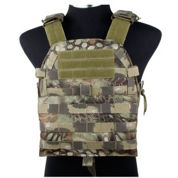 AMA Airsoft Protective 94A 500D Nylon Plate Carrier - MAD