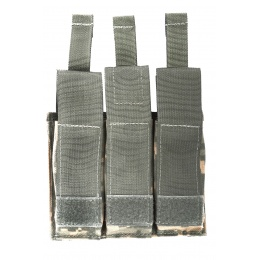 London Bridge Trading ACU MOLLE Pistol Mag Pouch - Holds 3 Magazines