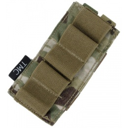AMA Airsoft Cordura Single 870 Shotgun Shell Panel - CAMO
