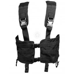 London Bridge Trading Modular LBT-6052B Load Bearing Vest - Black