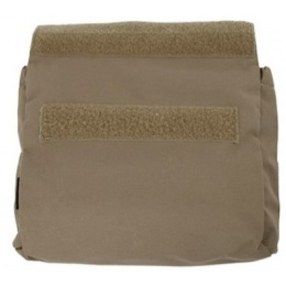 AMA Adhesive 500D Fabric & Webbing Roll Dump Pouch - COYOTE BROWN