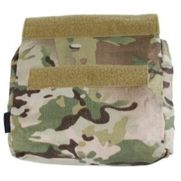 AMA Adhesive 500D Fabric & Webbing Roll Dump Pouch - CAMO