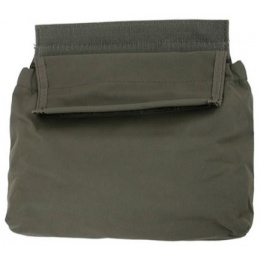 AMA Adhesive 500D Fabric & Webbing Roll Dump Pouch -RANGER GREEN