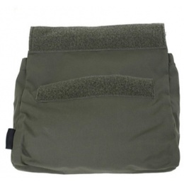 AMA Adhesive 500D Fabric & Webbing Roll Dump Pouch -RANGER GREEN