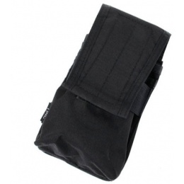 AMA HK417 Airsoft Double Tactical Magazine Pouch - BLACK