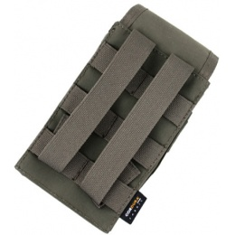 AMA HK417 Airsoft Double Tactical Magazine Pouch - RANGER GREEN