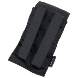 AMA Airsoft Tactical Single 417 AEG Magazine Pouch - BLACK