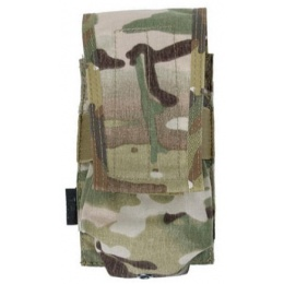 AMA HK417 Airsoft Single Tactical Magazine Pouch - CAMO