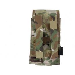 AMA HK417 Airsoft Single Tactical Magazine Pouch - CAMO