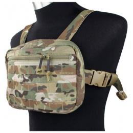 AMA Tactical Cordura Chest Strap Recon Loadout Bag - CAMO