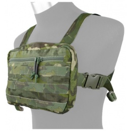 AMA Tactical Cordura Chest Strap Recon Loadout Bag - CAMO TROPIC